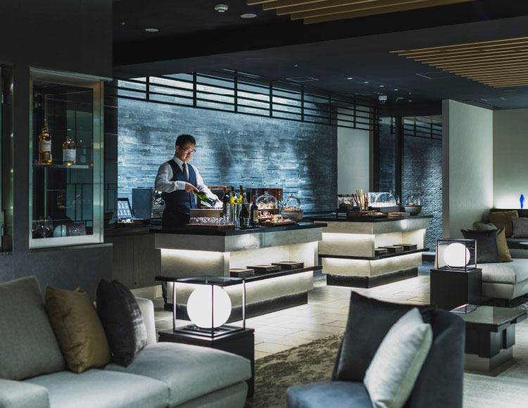 Guest-Lounge