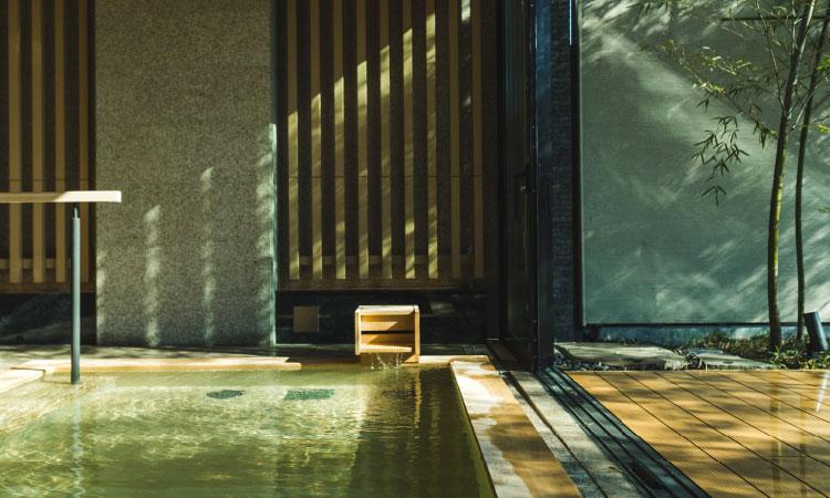 Reservable baths
