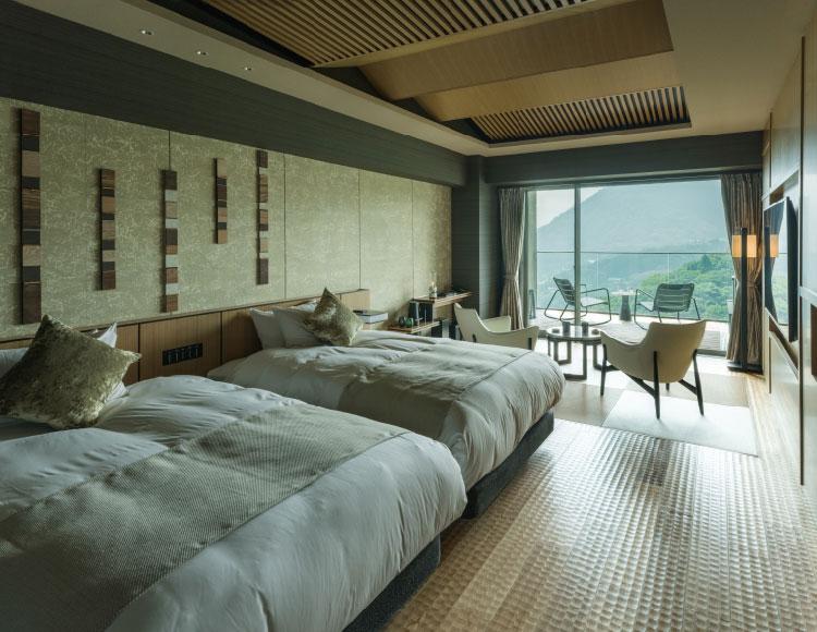Karaku rooms