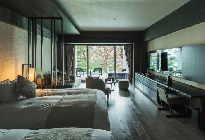 Universal Rooms